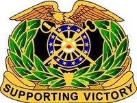 Quartermaster Officer