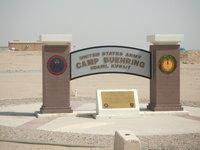 Camp Buehring, Kuwait
