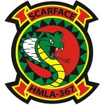 Light Attack Helicopter Squadron 367