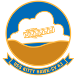 USS Kitty Hawk (CV-63)