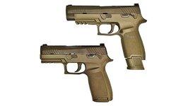 Firearms and Guns
