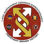 143rd Expeditionary Sustainment Command