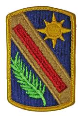 321st Sustainment Brigade