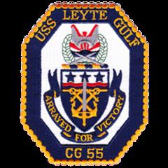 USS Leyte Gulf(CG 55)