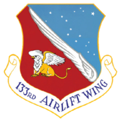 133rd Airlift Wing